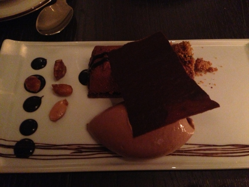 If you go to NoPa, just trust me and get the Frozen Chocolate Bar!