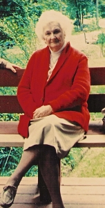 My Grandmother, Anna Trombly