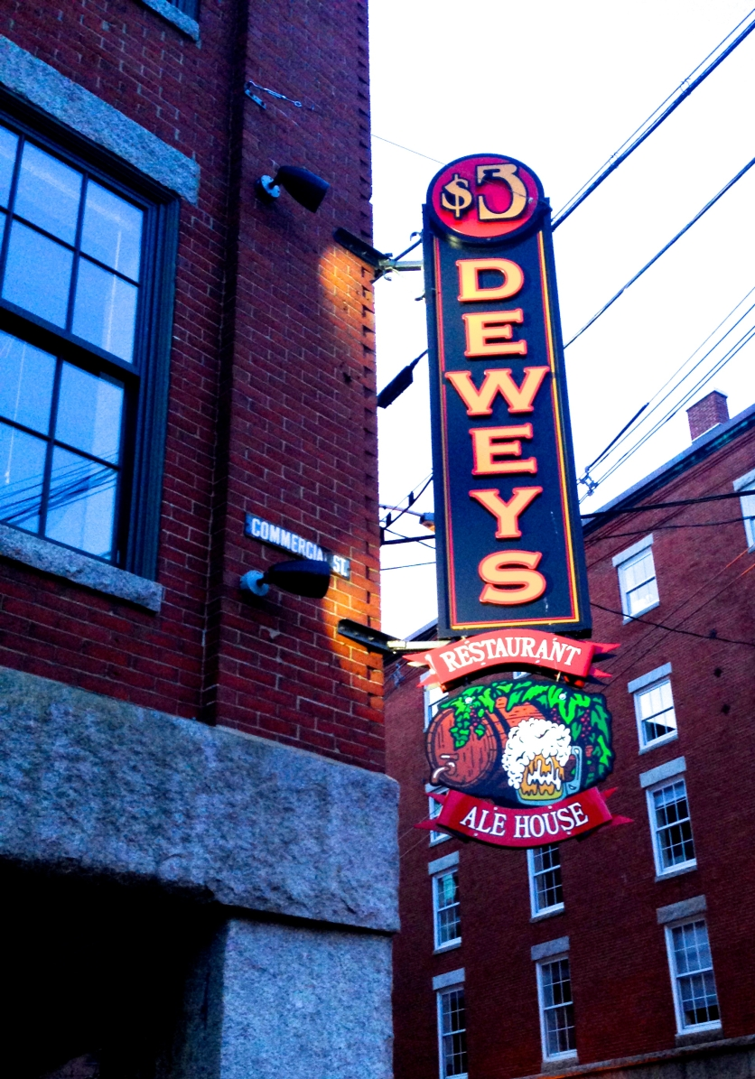 A Portland institution, 3 Dollar Dewey's was a must-stop location from my youth!