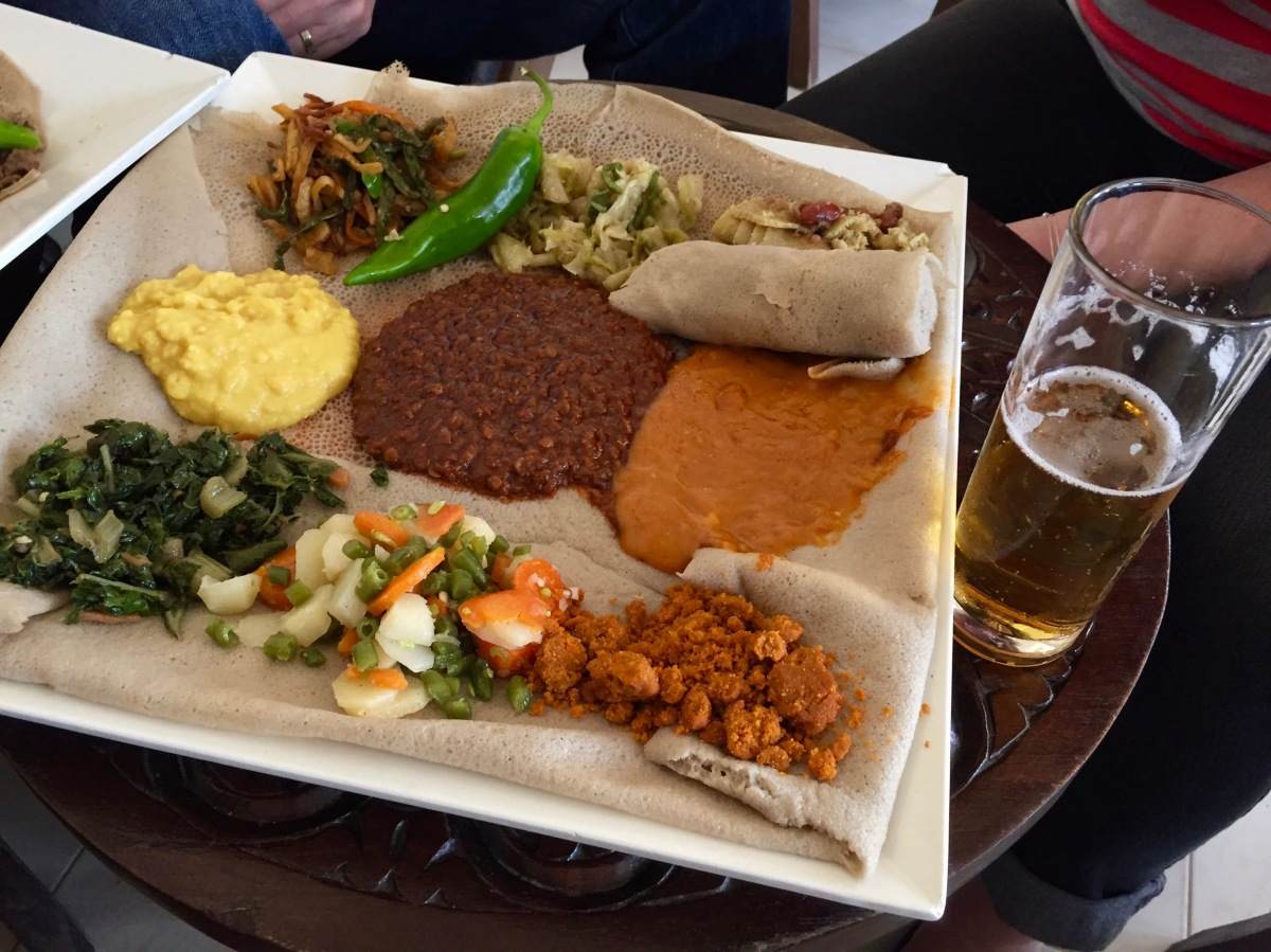 The Food of Ethiopia
