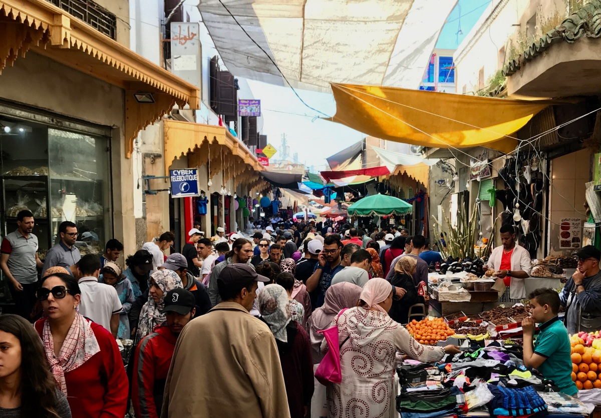Rabat:  Morocco's Capital City