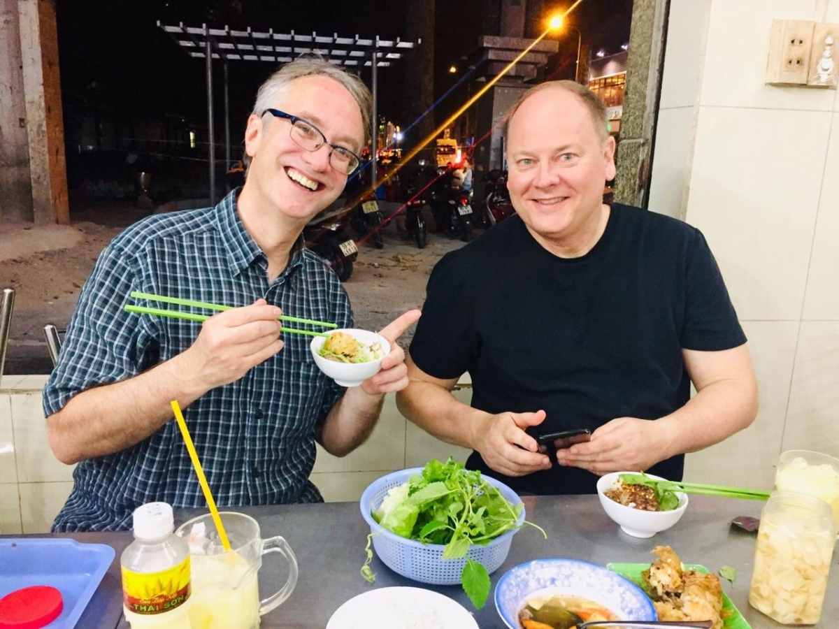 Saigon Food Tour - Introduction