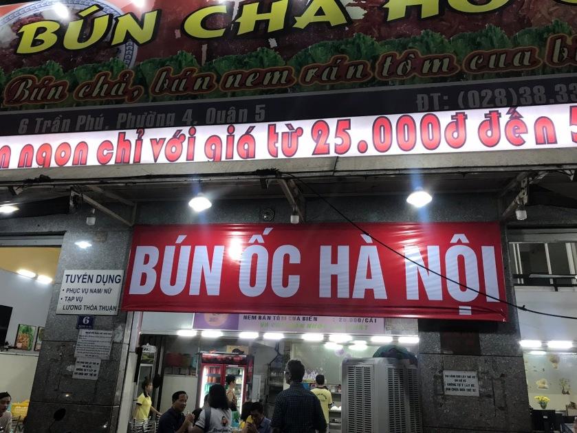 HCM Bun Cha - 1